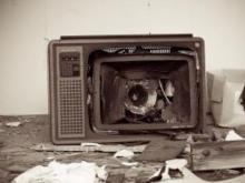 Заводчанин убил подругу из-за сломанного телевизора