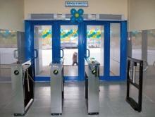 На ж/д вокзале Саратова заменены пригородные турникетные линии