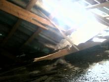 Завершено расследование обрушения крыши в Марксе и гибели пенсионерки