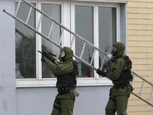 В Энгельсе прошли антитеррористические учения