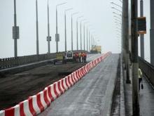 Самарская иномарка нарушила запрет заезжать на мост Саратов - Энгельс