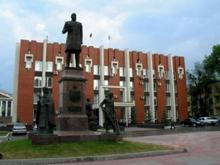 """Региональный парламент остался без """"лица думы"""""""