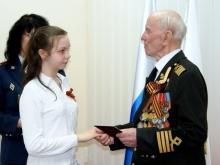 В приемной президента саратовским школьникам вручили паспорта РФ
