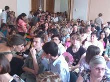 Слушания по Генплану: экологов не пускают в зал