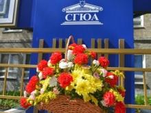 Студенты СГЮА возложили цветы к мемориалу участников ВОВ