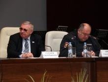 В Саратове прошел областной семинар членов общественных советов при ГУ МВД