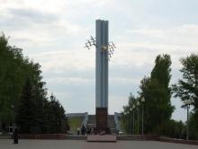В Парке Победы открывается новый памятник
