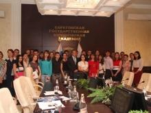 В СГЮА прошел первый межвузовский форум студенческих СМИ