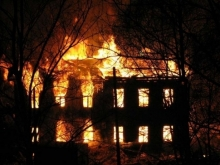 В доме на Московской погибла женщина