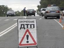 В автокатастрофе с четырьмя машинами пострадали дети