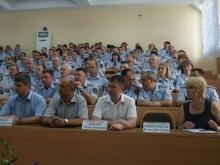 Саратовские полицейские получили благодарность за охрану объектов энергетической сферы