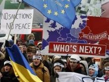 Подвергнутые западным санкциям российские политики стали героями рекламы