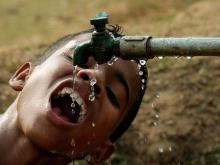 Межрайонное отделение налоговой осталась без воды