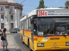 """Опубликовано расписание автобусов """"Саратов-Энгельс"""" на время полного перекрытия моста"""