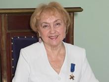 Тамара Гродскова стала почетным членом академии художеств