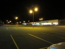 В Саратове женщину зарезали ночью на автостоянке
