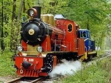 На Новой набережной Саратова появится детская железная дорога