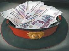 Полицейский задержан за полуторамиллионную взятку