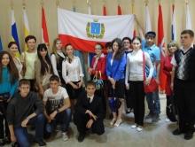 Школьники-победители международной конференции побывали в Совете Федерации