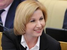 Ольга Баталина вернулась в Топ-50 самых упоминаемых депутатов Госдумы