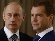 Саратов на средних позициях в ПФО по визитам Путина и Медведева