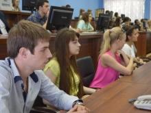 Сергей Аренин встретился со студентами СГЮА
