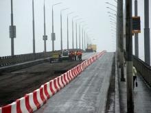 На выходных вновь полностью закроется движение по мосту Саратов - Энгельс