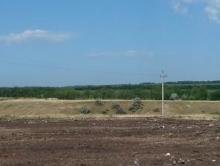 С пастбища убрали свалку площадью три гектара