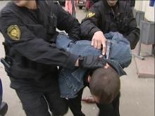 Пьяница может сесть на пять лет за нанесение побоев полицейскому