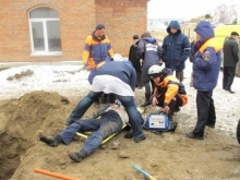 В Балакове рабочий погиб при прокладе водовода