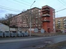 В Саратове обрушилась часть знаменитого дома-коммуны