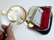 Украинцы смогут претендовать на пенсию при наличии статуса беженца