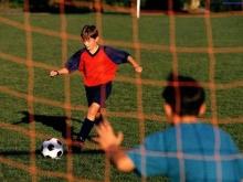Стартовал второй этап областного турнира по футболу среди дворовых команд
