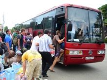 Волонтеры ищут транспорт для перевозки вещей в Крымск