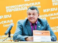 Министр Лисовский: СГТУ имеет низкий рейтинг среди технических вузов
