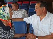 Александр Стрелюхин проводит встречи с жителями Духовницкого района