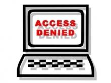 Школьников лишили доступа на сайт уклонистов