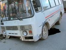 В Балашове общественный транспорт изменяет маршруты из-за дорожных ям