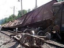 На саратовском вокзале сошли с рельсов три вагона
