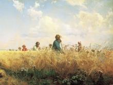 Саратовские аграрии намолотили более полутора миллионов тонн зерна