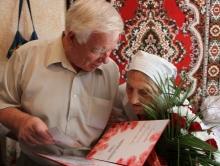 В Саратове поздравили со столетием тюремщицу-ветерана