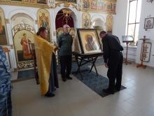 Православные зэки поклонились Табынской Богоматери