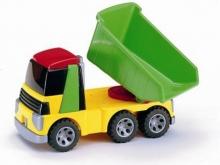 Коммунальщик купил себе грузовик на деньги фирмы