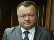 Михаил Бабич вручил благодарственное письмо президента саратовскому судье