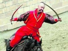 В выходные на фестивале реконструируют казачью свадьбу