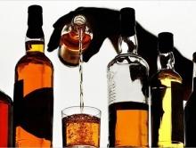 Четверть нелегального алкоголя приезжает в Саратов из Казахстана