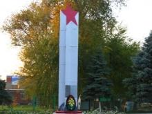Валерий Радаев откроет памятник воинам-интернационалистам