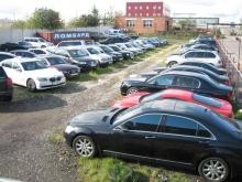У владельца автостоянки отобрали захваченные семь соток