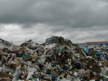 С Займища в Саратове вывезли более 30 кубометров мусора