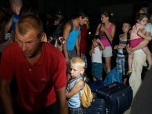Этой ночью до Саратова добрались еще 63 беженца